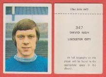 Leicester City David Nish England